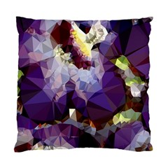 Purple Abstract Geometric Dream Standard Cushion Case (two Sides) by DanaeStudio