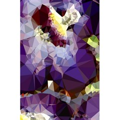 Purple Abstract Geometric Dream 5 5  X 8 5  Notebooks by DanaeStudio