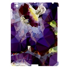Purple Abstract Geometric Dream Apple Ipad 3/4 Hardshell Case (compatible With Smart Cover) by DanaeStudio