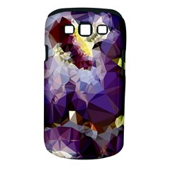 Purple Abstract Geometric Dream Samsung Galaxy S Iii Classic Hardshell Case (pc+silicone) by DanaeStudio