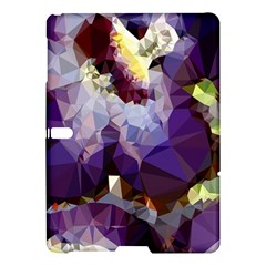 Purple Abstract Geometric Dream Samsung Galaxy Tab S (10 5 ) Hardshell Case  by DanaeStudio
