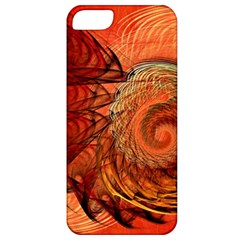 Nautilus Shell Abstract Fractal Apple Iphone 5 Classic Hardshell Case by designworld65