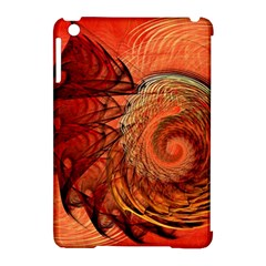 Nautilus Shell Abstract Fractal Apple Ipad Mini Hardshell Case (compatible With Smart Cover) by designworld65