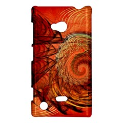 Nautilus Shell Abstract Fractal Nokia Lumia 720 by designworld65