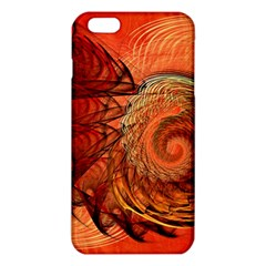 Nautilus Shell Abstract Fractal Iphone 6 Plus/6s Plus Tpu Case by designworld65