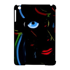 Black magic woman Apple iPad Mini Hardshell Case (Compatible with Smart Cover) by Valentinaart