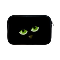 Halloween   Back Cat Apple Ipad Mini Zipper Cases by Valentinaart
