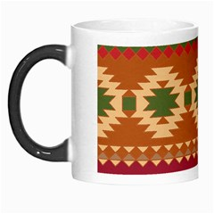Background Plot Fashion Morph Mugs by AnjaniArt