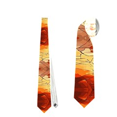 Fabric Design Pattern Color Neckties (one Side)  by AnjaniArt