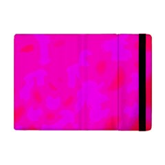 Simple Pink Apple Ipad Mini Flip Case by Valentinaart