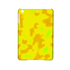 Simple Yellow Ipad Mini 2 Hardshell Cases by Valentinaart