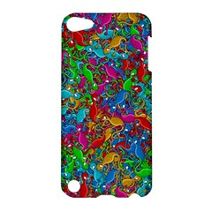 Lizards Apple Ipod Touch 5 Hardshell Case by Valentinaart