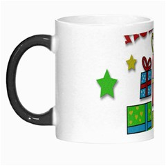 Happy Holidays   Gifts And Stars Morph Mugs by Valentinaart