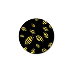 Decorative Bees Golf Ball Marker (10 Pack) by Valentinaart