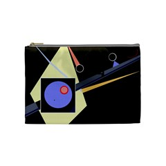 Construction Cosmetic Bag (medium)  by Valentinaart