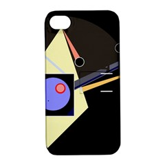 Construction Apple Iphone 4/4s Hardshell Case With Stand by Valentinaart
