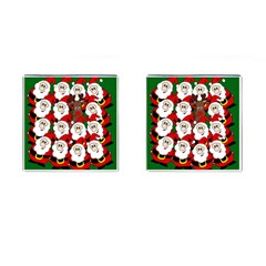 Did You See Rudolph? Cufflinks (square) by Valentinaart