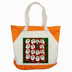 Did You See Rudolph? Accent Tote Bag by Valentinaart