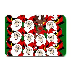 Did you see Rudolph? Plate Mats by Valentinaart