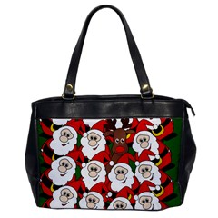 Did You See Rudolph? Office Handbags by Valentinaart