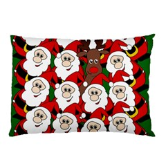 Did You See Rudolph? Pillow Case (two Sides) by Valentinaart