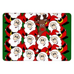 Did You See Rudolph? Samsung Galaxy Tab 8 9  P7300 Flip Case by Valentinaart