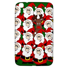 Did You See Rudolph? Samsung Galaxy Tab 3 (8 ) T3100 Hardshell Case  by Valentinaart