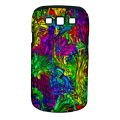 Hot Liquid Abstract A Samsung Galaxy S Iii Classic Hardshell Case (pc+silicone) by MoreColorsinLife