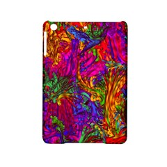 Hot Liquid Abstract B  Ipad Mini 2 Hardshell Cases by MoreColorsinLife