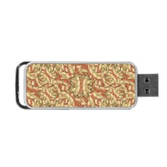 Geometric Bold Cubism Pattern Portable Usb Flash (one Side) by dflcprints