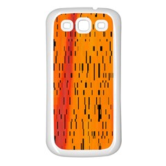 Clothing (20)6k,kg Samsung Galaxy S3 Back Case (white) by MRTACPANS