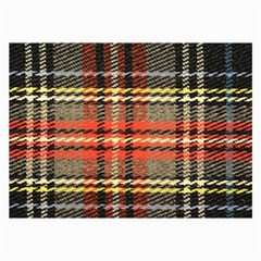 Fabric Texture Tartan Color  Collage Prints