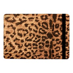 Leopard Print Animal Print Backdrop Samsung Galaxy Tab Pro 10 1  Flip Case by AnjaniArt
