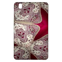 Morocco Motif Pattern Travel Samsung Galaxy Tab Pro 8 4 Hardshell Case by AnjaniArt