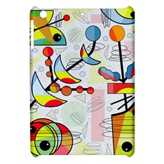 Happy Day Apple Ipad Mini Hardshell Case by Valentinaart