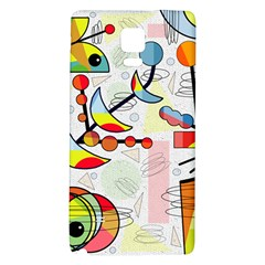 Happy Day Galaxy Note 4 Back Case by Valentinaart