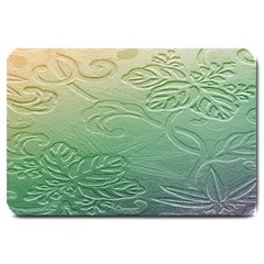 Plants Nature Botanical Botany Large Doormat  by AnjaniArt