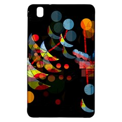 Magical Night  Samsung Galaxy Tab Pro 8 4 Hardshell Case by Valentinaart