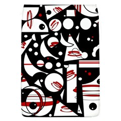 Happy Life   Red Flap Covers (l)  by Valentinaart