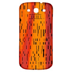 Clothing (20)6k,kgbng Samsung Galaxy S3 S Iii Classic Hardshell Back Case by MRTACPANS