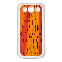 Clothing (20)6k,kgbng Samsung Galaxy S3 Back Case (white) by MRTACPANS