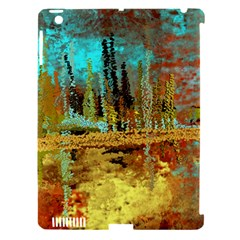 Autumn Landscape Impressionistic Design Apple Ipad 3/4 Hardshell Case (compatible With Smart Cover) by theunrulyartist