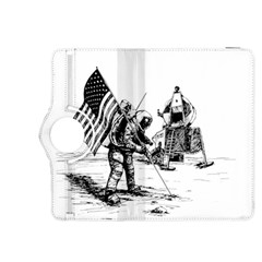 Apollo Moon Landing Nasa Usa Kindle Fire HDX 8.9  Flip 360 Case by Zeze