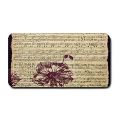 Vintage Music Sheet Song Musical Medium Bar Mats by AnjaniArt