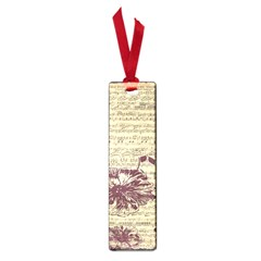 Vintage Music Sheet Song Musical Small Book Marks by AnjaniArt