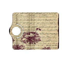 Vintage Music Sheet Song Musical Kindle Fire Hd (2013) Flip 360 Case by AnjaniArt