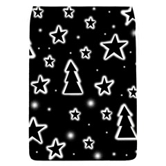 Black And White Xmas Flap Covers (s)  by Valentinaart