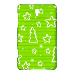 Green Christmas Samsung Galaxy Tab S (8 4 ) Hardshell Case  by Valentinaart