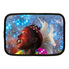 African Star Dreamer Netbook Case (medium)  by icarusismartdesigns