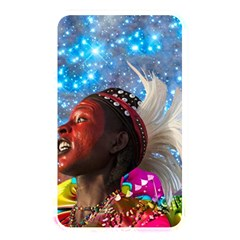 African Star Dreamer Memory Card Reader by icarusismartdesigns
